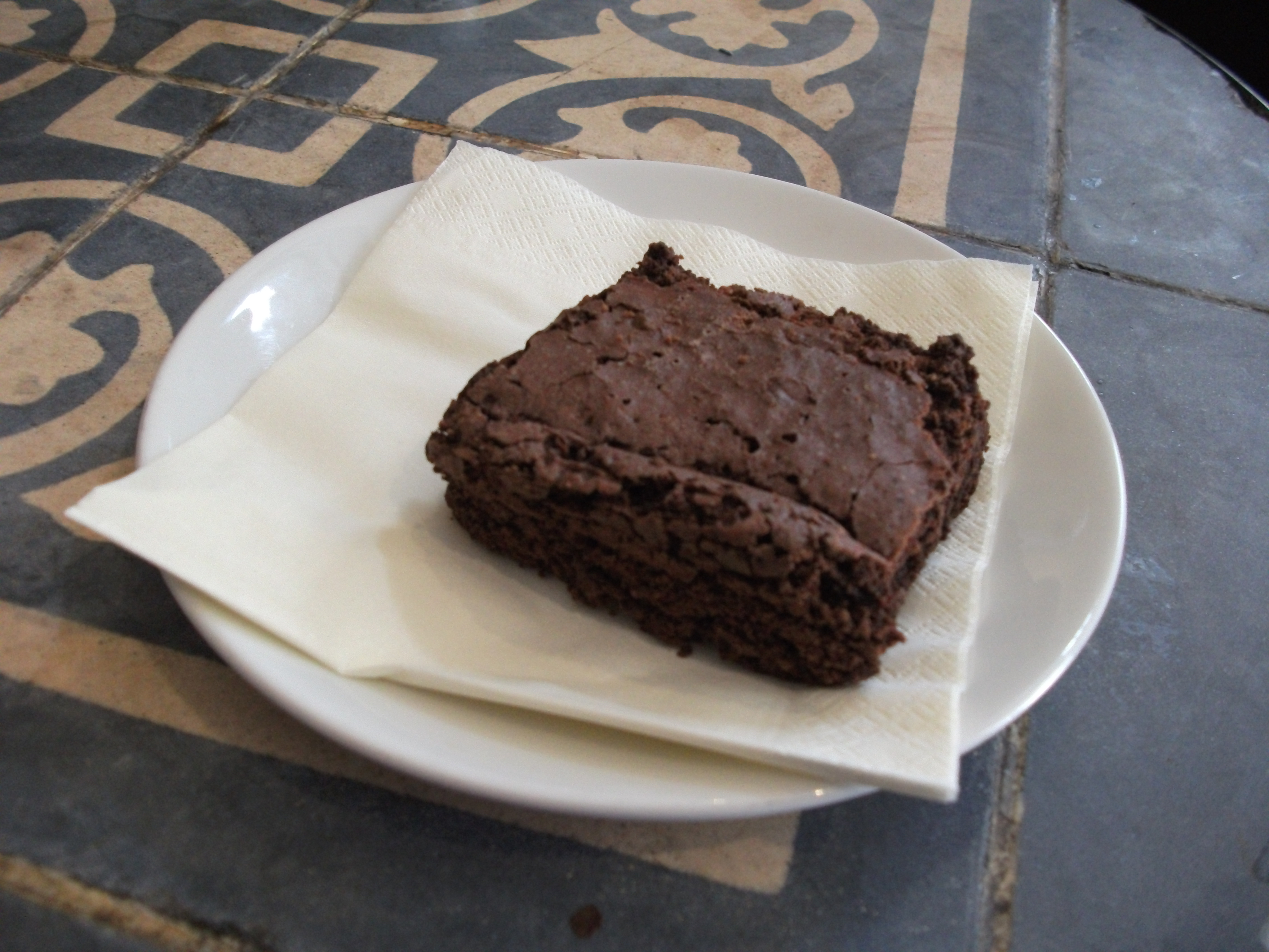 Agnes' Fudgy Brownies Recipes — Dishmaps
